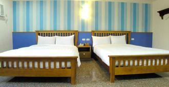 Fu Bin Hostel - Hengchun - Schlafzimmer