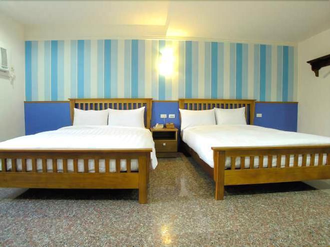 Fu Bin Hostel - Hengchun - Bedroom