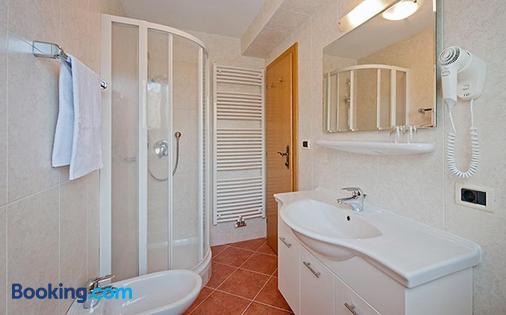 Garni Rives - Ortisei - Bathroom