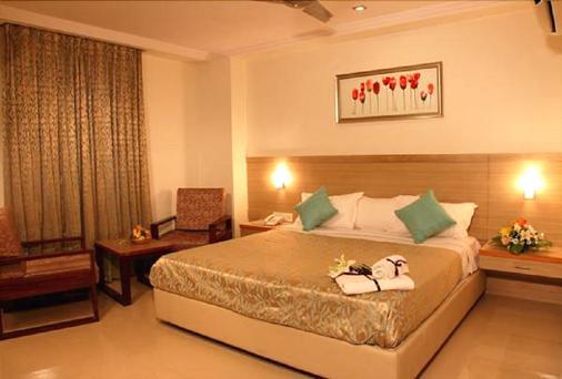 Hotel Select - Thành phố Bangalore - Phòng ngủ