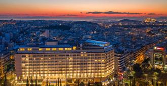 Divani Caravel - אתונה - בניין