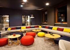 Holiday Inn Express Saarbrücken - Saarbruecken - Lounge