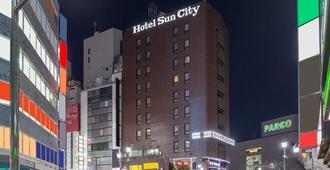 Hotel Sun City Ikebukuro - Tokio - Edificio