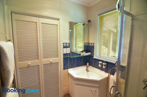 月亮門別墅酒店 - 科里科里 - 凱里凱里 - 浴室