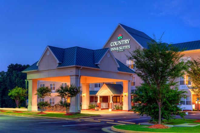 Country Inn & Suites by Radisson, Chester - Chester - Rakennus