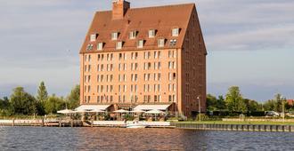 Hotel Speicher am Ziegelsee - Schwerin - Bygning
