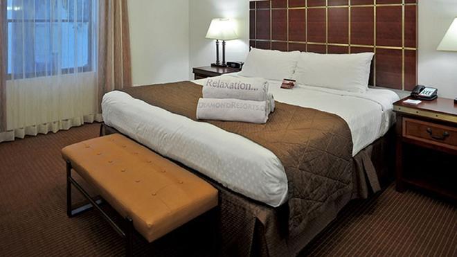 Los Abrigados Resort And Spa By Diamond Resorts - Sedona - Bedroom