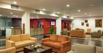 San Agustin Exclusive Hotel - Lima - Ingresso
