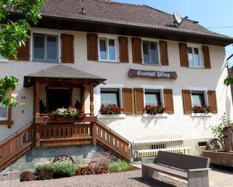 Landgasthof zum Pflug - Zell am Harmersbach - Building