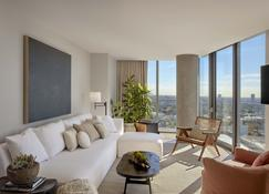 1 Hotel West Hollywood - West Hollywood - Living room