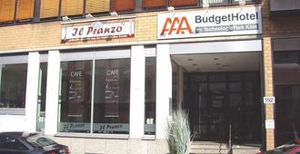 AAA Budget Hotel - Cologne - Bâtiment