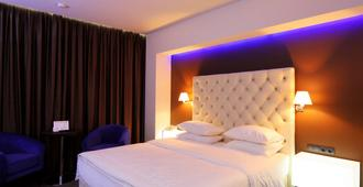 Lh Hotel & Spa - Lviv - Slaapkamer
