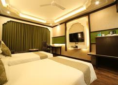 Hotel Basant Vihar Palace - Bikaner - Κρεβατοκάμαρα