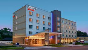 Fairfield Inn & Suites By Marriott Niagara Falls - Niagara Falls - Building
