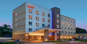 Fairfield Inn & Suites By Marriott Niagara Falls - Niagara Falls - Gebouw