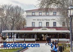 와인&필로우 호텔 바이 프라폴리 - 오데사 - 건물