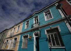 Puerta Escondida - Βαλπαραΐσο - Κτίριο