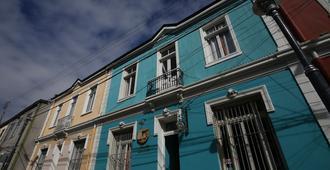 Puerta Escondida - Valparaíso - Edificio