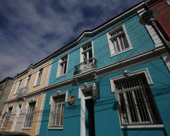 Puerta Escondida - Valparaíso - Building
