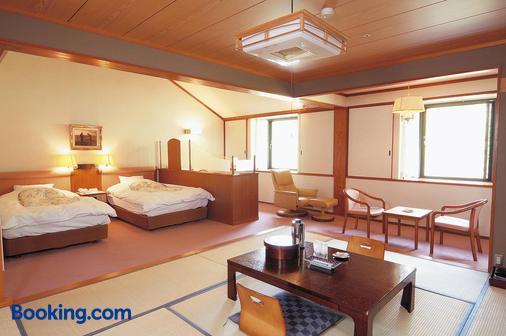 渡瀨溫泉酒店 - 田邊 - 田邊市 - 臥室