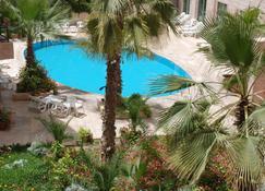 Petra Palace Hotel - Wadi Musa - Pileta
