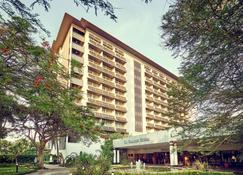 Taj Pamodzi Hotel - Lusaka - Bygning
