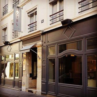 Hotel Jacques de Molay - Pariisi - Rakennus