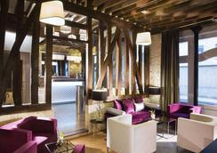 Hotel Jacques de Molay - Pariisi - Aula