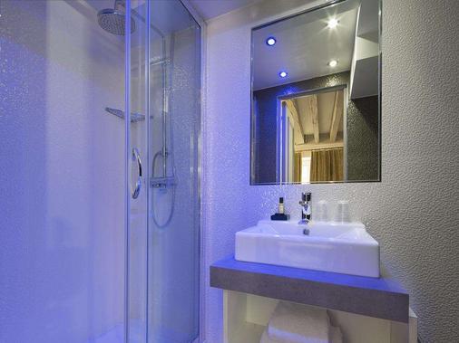Hotel Jacques de Molay - Pariisi - Kylpyhuone