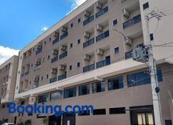 Hotel Martins - Pouso Alegre - Edificio