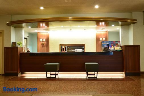 Hotel Sunroute Sano - Sano - Front desk
