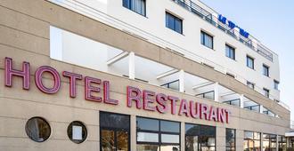 川薩特布里特酒店 - 聖馬洛 - 聖馬洛 - 建築