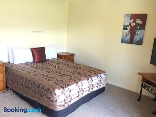 Wanaka Heights Motel - Wanaka - Phòng ngủ