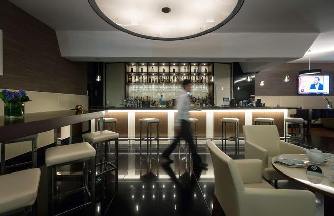 薩納大都市酒店 - 里斯本 - 里斯本 - 酒吧