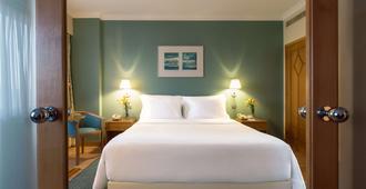 Sana Metropolitan Hotel - Lisbon - Phòng ngủ