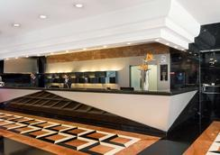 Sana Metropolitan Hotel - Λισαβόνα - Σαλόνι ξενοδοχείου