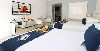 Waterside Hotel - מיאמי ביץ' - חדר שינה