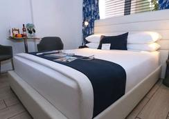 Waterside Hotel and Suites, a South Beach Group Hotel - Miami Beach - Schlafzimmer