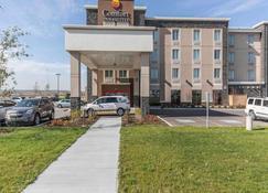 Comfort Inn & Suites Airport North - Calgary - Bygning