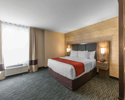 Comfort Inn & Suites Airport North - Calgary - Quarto