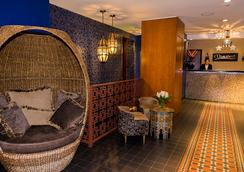 Marrakech Hotel - New York - Aula
