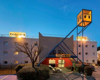 Hotelf1 Saint Etienne - Saint-Etienne-de-Valoux - Building