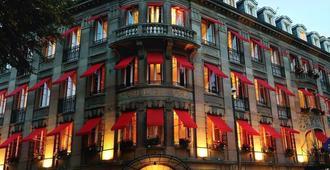 Hotel du Parc - Centre Ville - Μυλούζ - Κτίριο