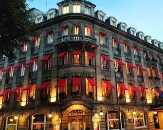 Hotel du Parc - Centre Ville - Mylhúzy - Building
