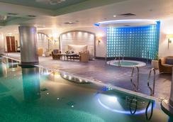 Regent Warsaw Hotel - Warsaw - Bể bơi