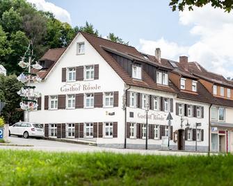 Hotel Gasthof Rössle - Weingarten (Ravensburg) - Building