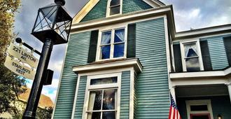 Starling's - Natchez - Building