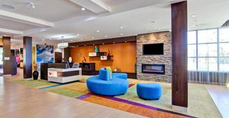 Fairfield Inn and Suites by Marriott Kamloops - Kamloops - Recepción