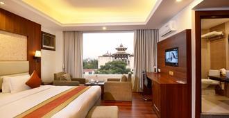 Kumari boutique hotel - Kathmandu - Bedroom