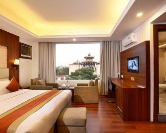 Kumari boutique hotel - Katmandu - Quarto